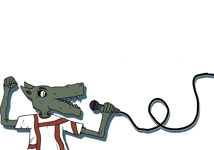 AYCE #86 just croc